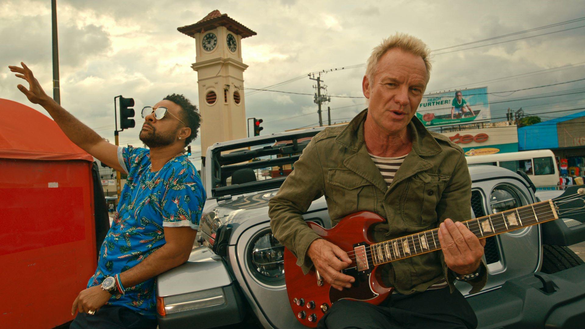 <h2>Sting &#038; Shaggy</h2> <h3>Dont Make Me Wait</h3>