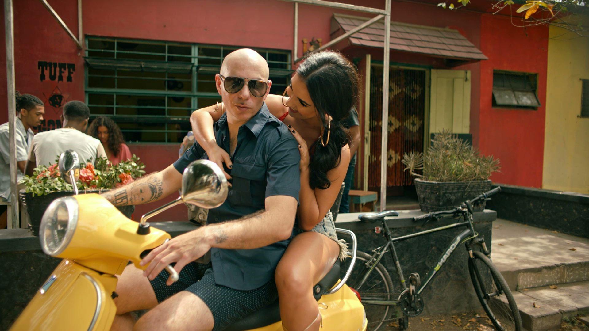 <h2>Pitbull &#038; Stephen Marley</h2> <h3>Options</h3>
